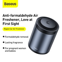 Car Air Freshener Auto Perfume Diffuser With Formaldehyde Purifier Metal Aromatherapy Cup Car Smell Fragrance Diffuser 2