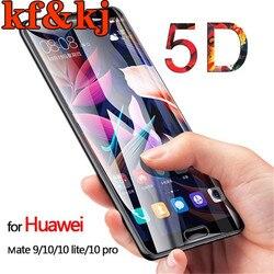 На Алиэкспресс купить стекло для смартфона 5d glass protective film screen protectors full cover screen tempered glass for huawei mate8 9 10 pro maters mate 20 30 lite pro