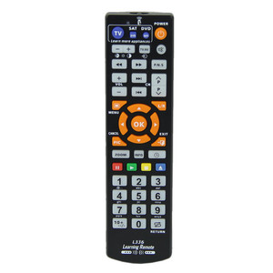 Smart IR Remote Control with learn function, 3 pages controller copy for TV STB DVD SAT DVB HIFI TV BOX, L336(China)