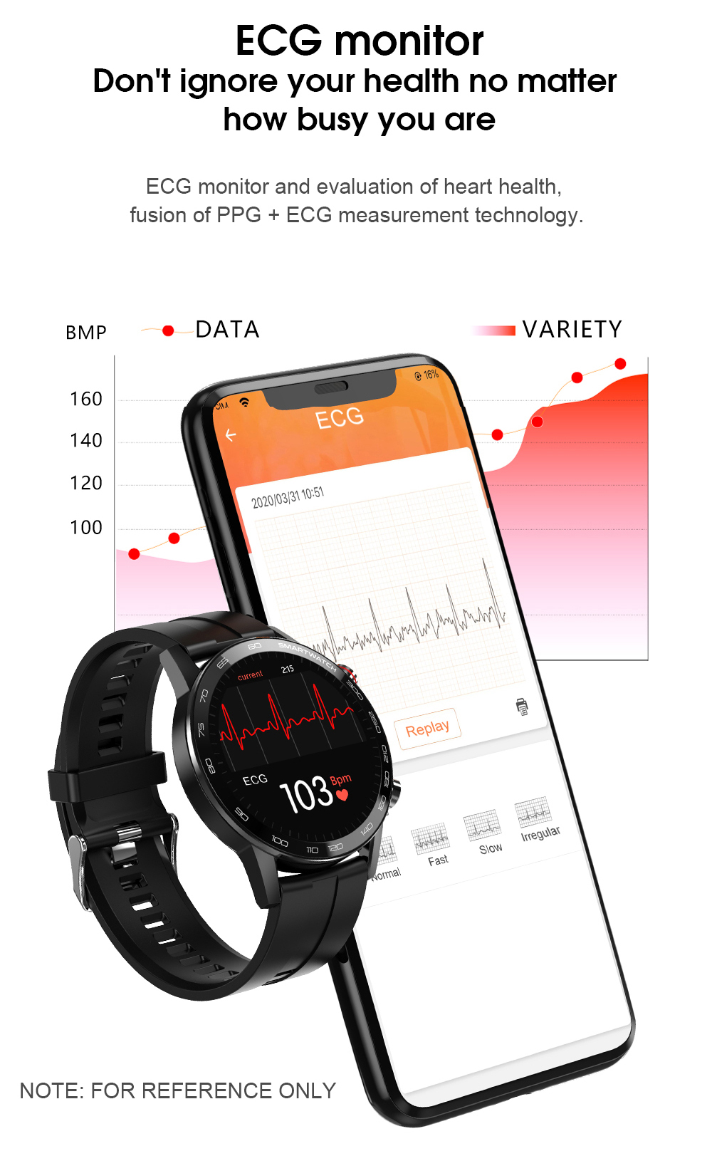 H4aec3a6c11584e749ff4a7b205822238q Reloj Inteligente Hombre Smartwatch Ecg Ppg IP68 Smarthwatch Men Full Touch Smart Watch 2020 For Huawei Xiaomi Android Apple IOS