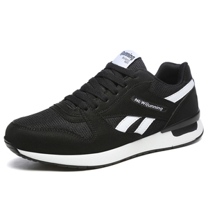 Image 2 - Valstone Ademende Mannen Lente Zomer Sneakers Mesh Air Trainers Vrouwen Antislip Outdoor Wandelschoenen Licht Gewicht Wit Zwart