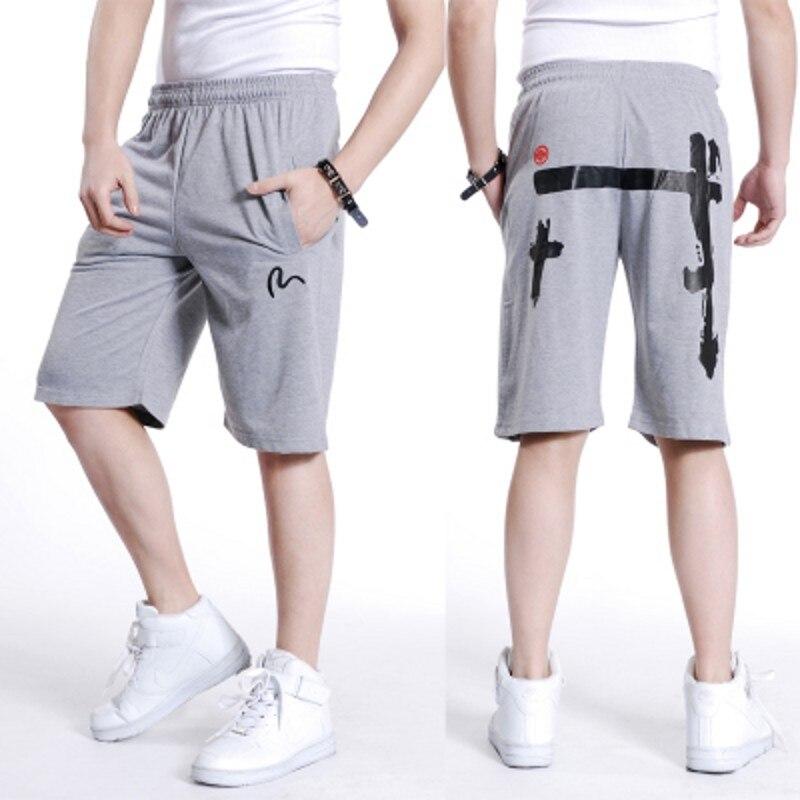 Free Shipping Plus Size Men's Hiphop Casual Shorts Mens Summer Shorts Military Elastic Waist Short Trousers Shorts Man