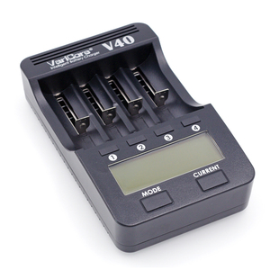 Image 5 - VariCore LCD V40 Battery Charger 3.7V 18650 Charger 26650 16340 14500 18350 Lithium Battery AA / AAA Ni MH Battery