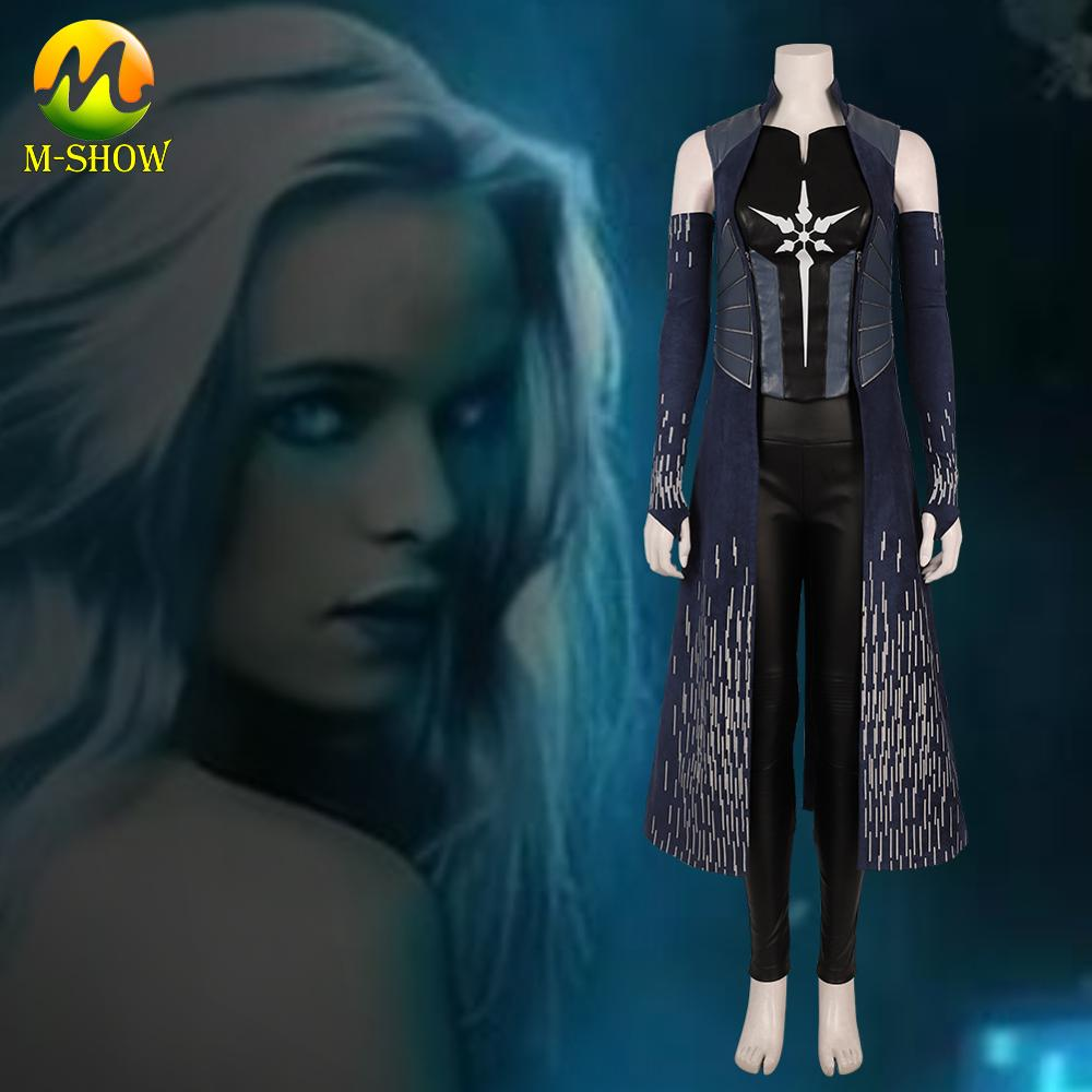 Hot Cakes The Flash Season 3 Killer Frost Cosplay Costumes Suit Party Suits#M;;