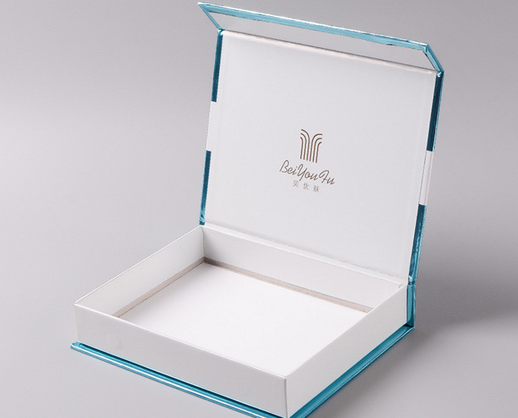 Book shape folding packing white magnetic gift box customized box insert for gift packaging with foam or velvet    DH10288|Gift Bags & Wrapping Supplies| |  - title=