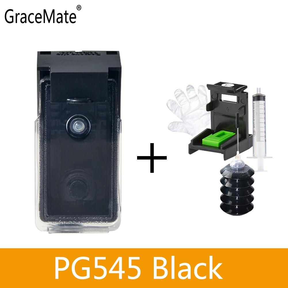 詰め替えインクカートリッジ canon PG-545 xl pg 545 PG545 pixma iP2850 MG2450 MG2455 MG2550 MG2950 MG2400 MG2580
