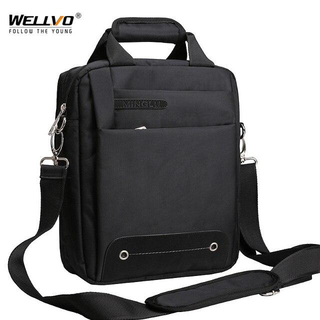 Hommes sac 2020 mode hommes sacs à bandoulière de haute qualité Oxford ceinture décontractée sac de messager affaires hommes fermeture éclair sacs de voyage XA157ZC