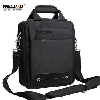 Men Bag 2019 Fashion Mens Shoulder Bags High Quality Oxford Casual Belt Messenger Bag Business Men's Zipper Travel Bags XA157ZC - DISCOUNT ITEM  45% OFF All Category