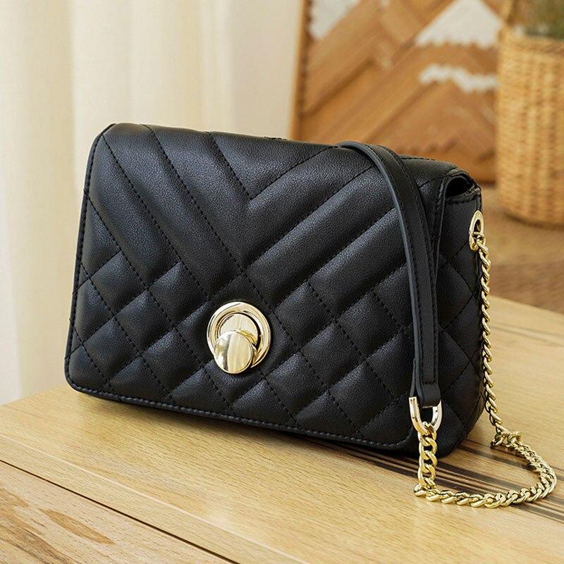 Pyaterochka Berühmte Marke 2018 Trend Handtasche Frauen Aus Echtem Leder Luxus Casual Schulter Taschen Hohe Qualität Günstige Hand Tasche - 6