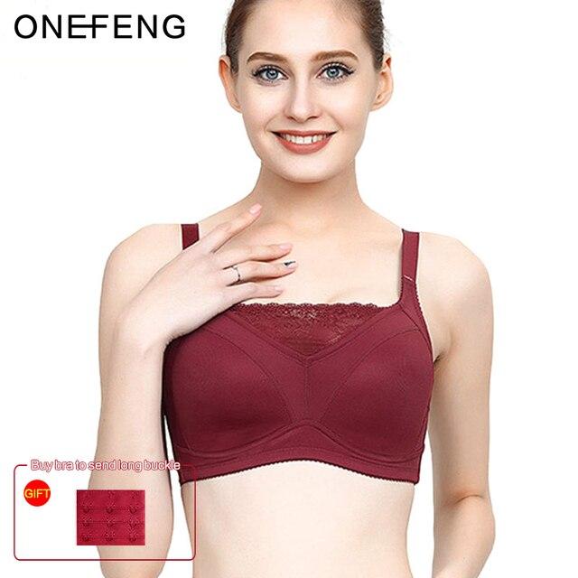 ONEFENG 6030 мастэктомия бюстгальтер карманное нижнее белье для силиконовых протезов груди рак груди женские Искусственные Грудь