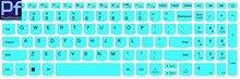 Para lenovo ideapad l3 15iml05 l3 15 l3-15iml S540-15IML l340 15 15.6 polegada de silicone portátil notebook teclado capa protetor da pele