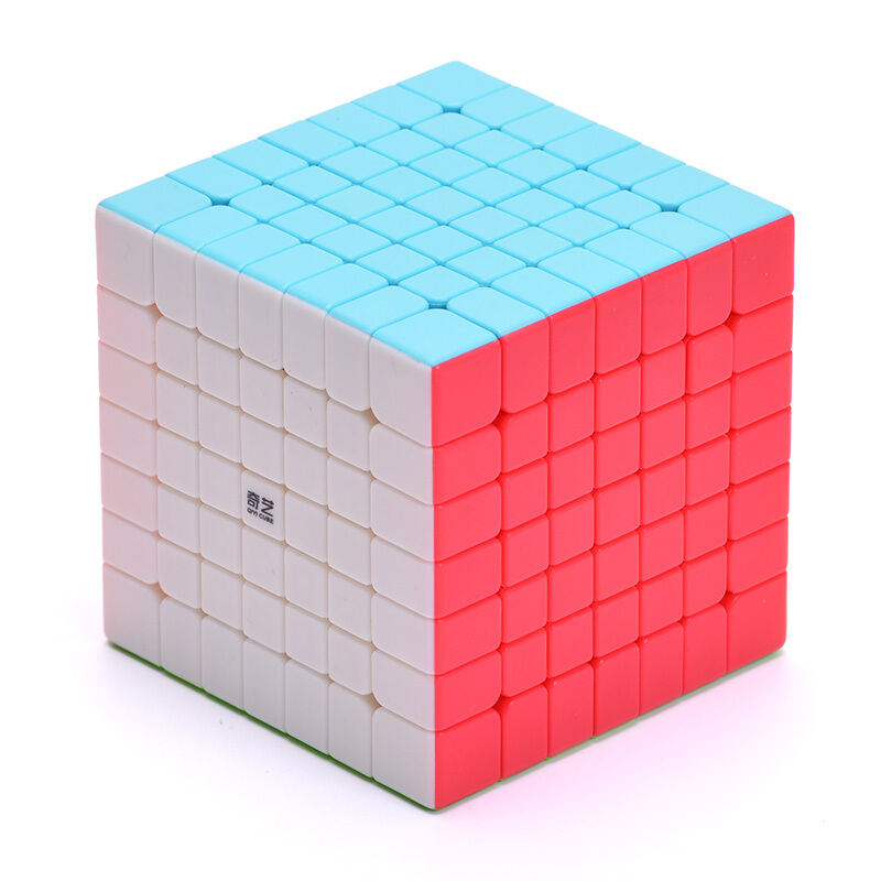 Qiyi Qixing S 7x7x7 Zauberwürfel Puzzle Spielzeug 7 Schichten 7*7*7 Geschwindigkeit neo Cubo Magico Bildung Spielzeug Für Kinder Kinder