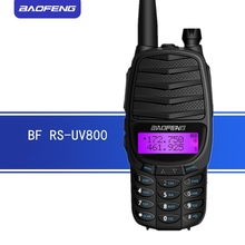워키 토키 baofeng RS UV800 양방향 라디오 8w 듀얼 밴드 uhf & vhf 휴대용 라디오 UV 82 플러스 트랜시버 햄 라디오 communi니 케 이터