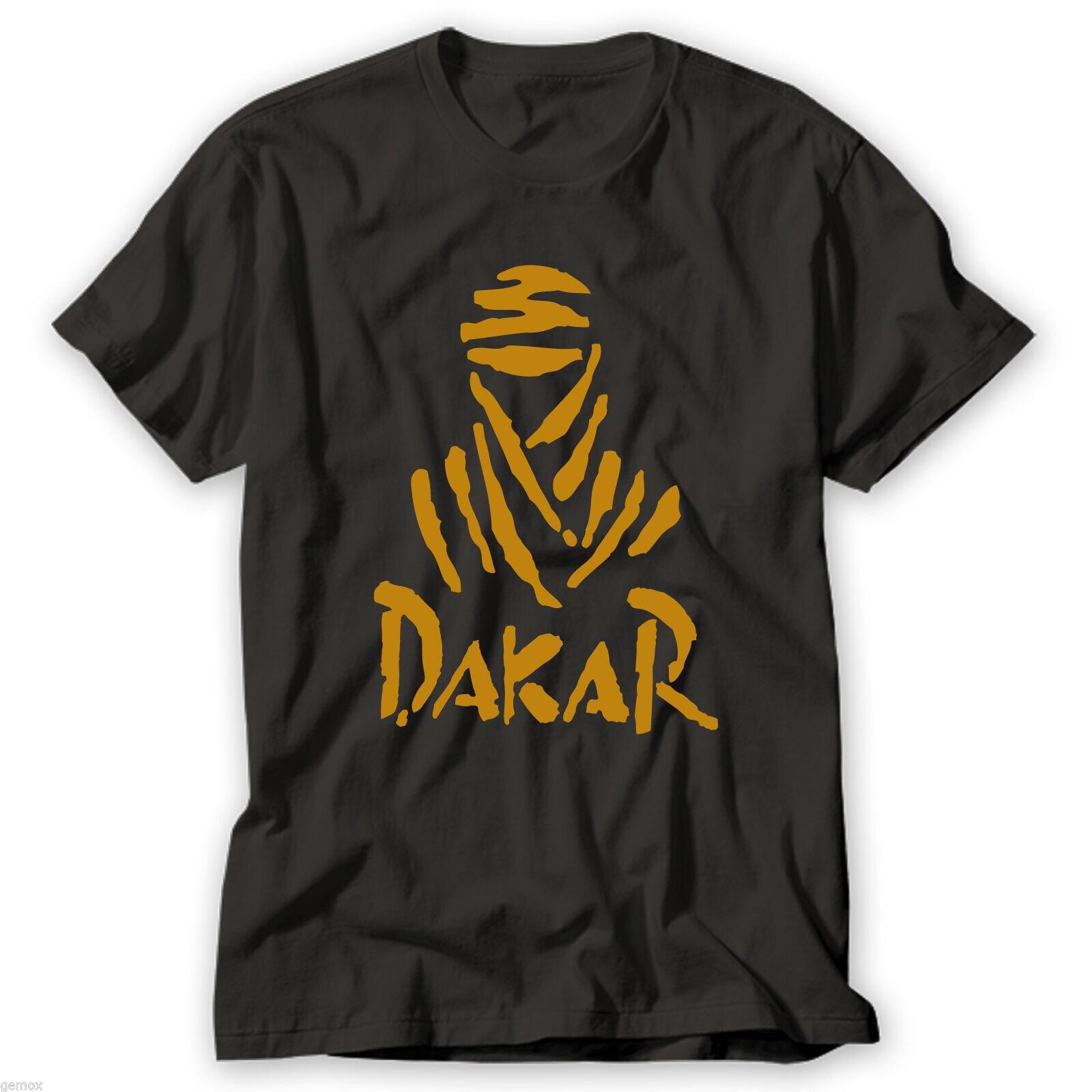 Dakar Rally Off Road T-Shirt Unisex Racing Tee Size S-3Xl