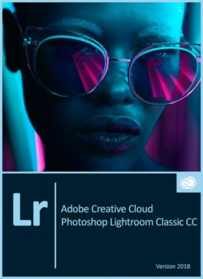 Программное обеспечение lighroom CC 2018 для редактирования Windows Организуйте фотографии с быстрой установки-легко использовать