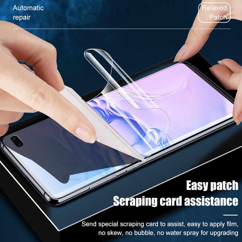 3Pcs Hydrogel Film Auf Die Screen Protector Für Samsung Galaxy S8 S9 S10 S20 Plus Ultra Screen Protector Für samsung Note 8 9 10