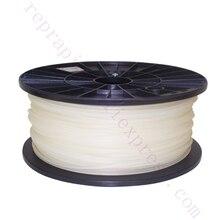 Filamento natural 1.75mm / 3.0mm da limpeza do peso líquido de 1kg para a limpeza do bocal da impressora 3d