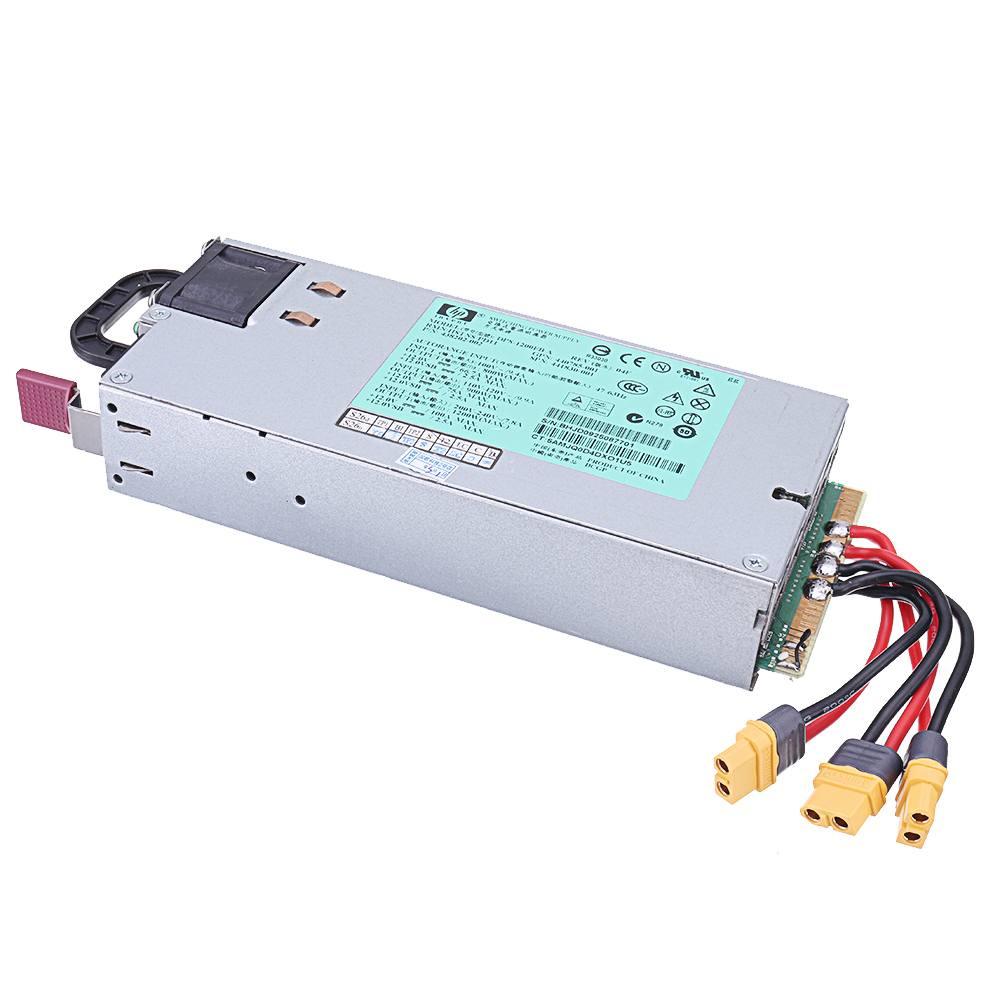 Le plus récent chargeur de DPS-1200FBA 1200W 100A adaptateur d'alimentation à découpage pour ISDT T8 icharger X6 308 4010 chargeur pièces accessoires