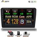 128G Android автомобильный стерео радиоплеер для Audi A3 8P S3 2003-2012 RS3 Sportback 2011 GPS навигация мультимедийный плеер BT WIFI DSP
