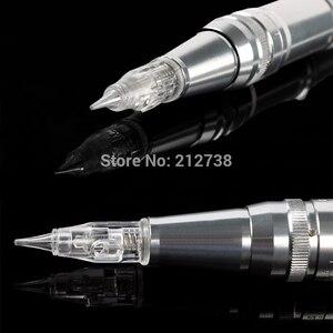 Image 3 - חדש גבות איפור ערכות ושפות רוטרי מנוע קעקוע מכונת ערכת איפור קבוע מכונת עט משלוח חינם