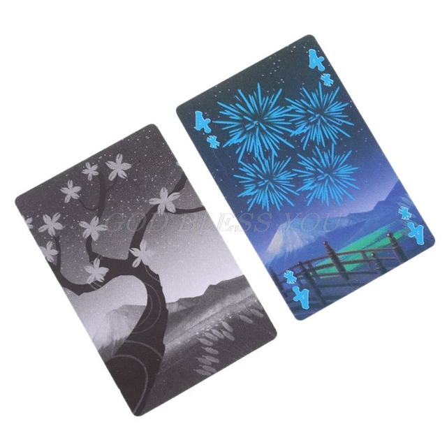 HANABI Board Game 2 5 Players Cards Games Easy To Play Funny Game for Party Family