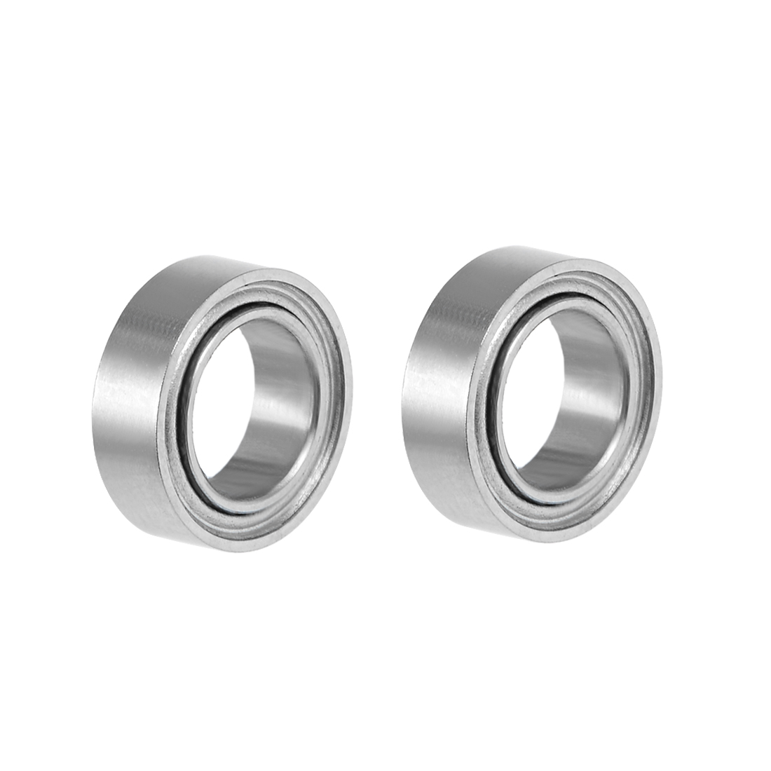 Uxcell MR85ZZ Ball Bearing 5x8x2.5mm Double Shielded ABEC-3 Bearings 2pcs