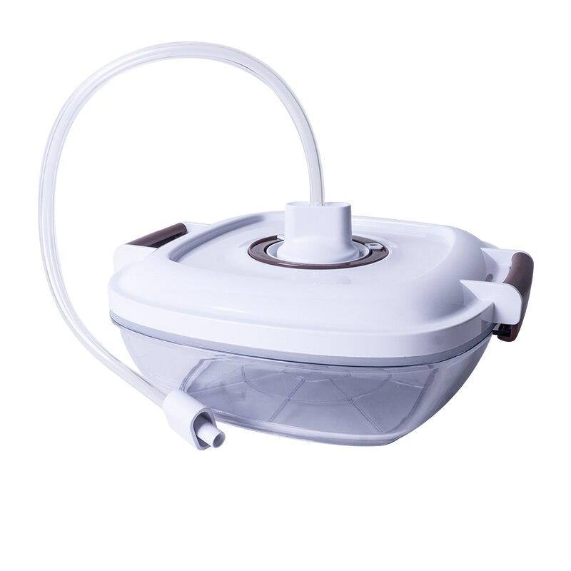 YTK 220V 110W Household Food Vacuum Sealer Packaging Machine 220V 110V Automatic Commercial Best Vacuum Food Sealer