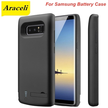 10000 Mah For Samsung Galaxy S8 S8 Plus S9 S10 S10e Note 8 9 10 S20 S20 + Plus S20 Ultra Battery Case Phone Power Bank Charger