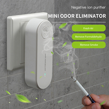 Air-Purifier Freshener Deodorizer Odor-Eliminator Office Portable Bedroom Home Mini Plug