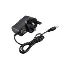 1PCS AC 100V-240V Converter 10W Charger 5V2A Switching Power Adapter 3.5 DC 5.5mm x 2.1mm UK