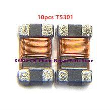 10 шт. T5301 для iPhone 6 6G 6plus 6P 6 + 4 контакта конденсатор индуктор L1501-RF чип