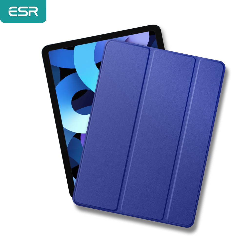 ESR for iPad Air 2020 Case for iPad Air 4 Case 10.9 2020 Ascend Trifold Magnetic Case Funda Smart Cover Coque Capa Cover Case