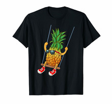 T-Shirt oscillant ananas drôle T-Shirt sweat-Shirt(China)
