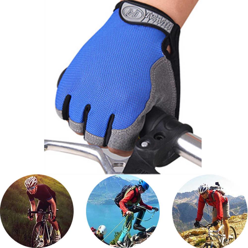 Guantes ciclismo deportivos antideslizantes para ciclismo de silicona