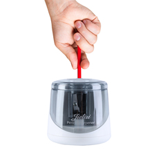 Pencil Sharpener Electric for Battery-Operated Small Portable Cute
