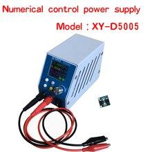 DC DC Buck dönüştürücü CC CV güç modülü dijital ayarlanabilir regüle güç kaynağı 6 ~ 55v 5A laboratuvar değişken güç kaynağı