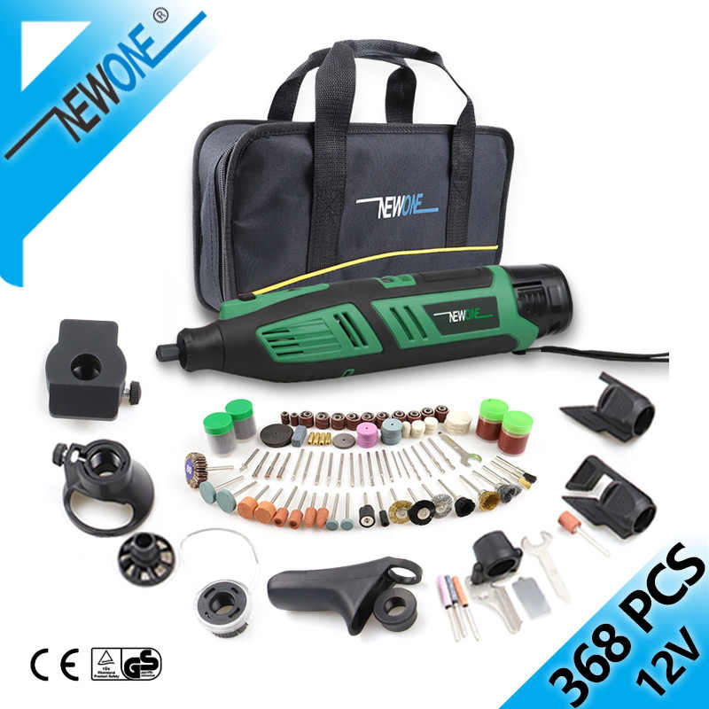 NEWONE 12V Cordless Electric Drill Rotary Tool Variable-Speed /& Accessories Sets