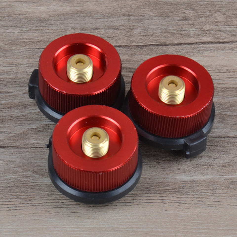 Outdoor Burner Conversion Head Stove Tank Gas Bottle Adaptor Stove Connector  er