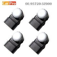 4 adet PDC park sensörü 95720 3Z000 957203Z000 4MT006HCD 4MT006KCB 95720 2P500 Hyundai i40