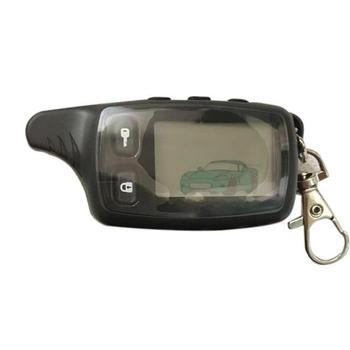 TW9010 LCD Chaveiro Controle Remoto para Alarme Tomahawk Russa TW-9010 TW-7000 D-700 D-900 lr-950 S-700 TW7000 D700 D900 lr950
