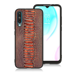 Image 5 - Natural Genuine Leather Skin Phone Case Cover On For Samsung Galaxy A30 A30S A50 A51 2019 A 20 30 50 S Global 32/64 GB Bumper
