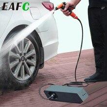 Machine à laver de voiture sans fil, pistolet à eau haute pression 1,5mpa avec tuyau d'eau 10000mAh, Rechargeable, Portable, outils de lavage automatique