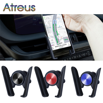 Car Mobile Air Vent Stand Mount GPS Phone For Fiat punto Abarth 500 Suzuki Swift Jimmy Vitara SX4 Opel Astra j g k H Insignia image