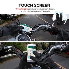 Waterproof Motorcycle Gloves Touch Screen