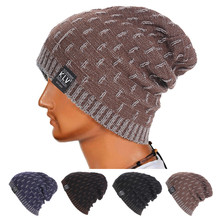 Hat 2019Top Men Women Warm Crochet Winter Wool Knit Ski Beanie Skull Slouchy Caps Hat free shipping 2014 new brand women and men warm winter crochet knit hat with a gladiator mask cap beanie ski roman knight hat