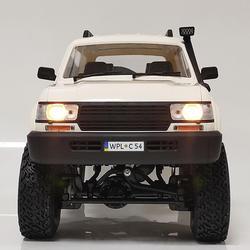 RCtown Wpl Cb05 высокоскоростной Радиоуправляемый автомобиль с приводом на четыре колеса для езды по бездорожью, игрушечный автомобиль Lc80, аксесс...