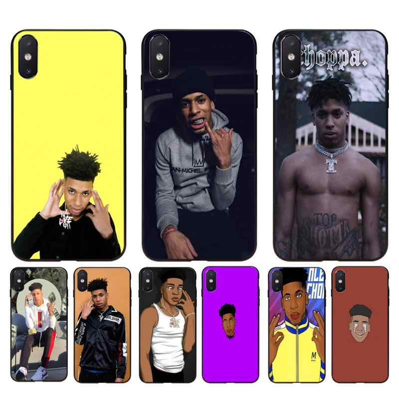 Yinuoda Nle Choppa Phone Case For Iphone 11 8 7 6 6s Plus X Xs Max 5 5s Se 2020 Xr 11 Pro Cover Phone Case Covers Aliexpress