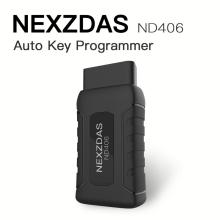 HUMZOR NEXZDAS ND406 OBD Auto Car Key Programmer Immobilizer Universal Car Diagnostic Tool OBD2 Car Code Reader Scanner professional silca sbb car key programmer sbb key pro v33 02 no need tokens make a new key for multi brand cars immobilizer