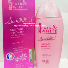 Fair and White So White britening Body Lotion / 500ml /1 bottles