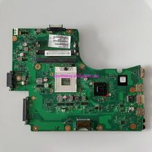 Подлинная V000225140 MN10R-6050A2423501-МВ-А02 ноутбук материнская плата для Toshiba спутниковый C650 C655 ноутбука ПК